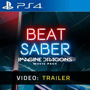 Beat Saber Imagine Dragons Music Pack PS4 Video Trailer