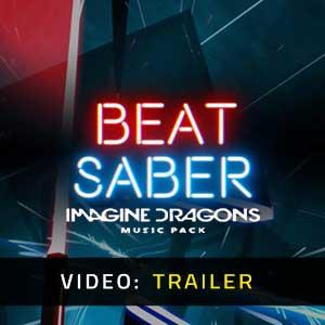 Beat Saber Imagine Dragons Music Pack Video Trailer