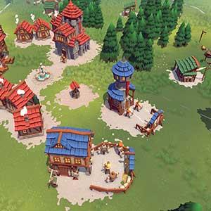 Becastled - Villages