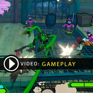 Ben 10 Gameplay Video
