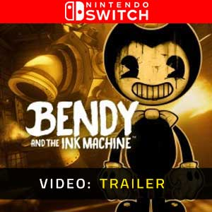 Bendy and the Ink Machine Nintendo Switch Video Trailer