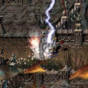 Beyond Divinity -Lightning Strike