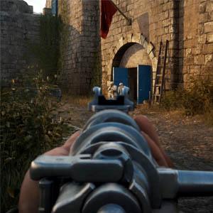 Battlefield Massive Behemonths