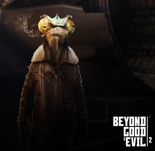 Beyond Good and Evil 2 Character