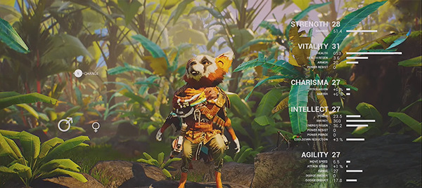 Biomutant Screen Shot