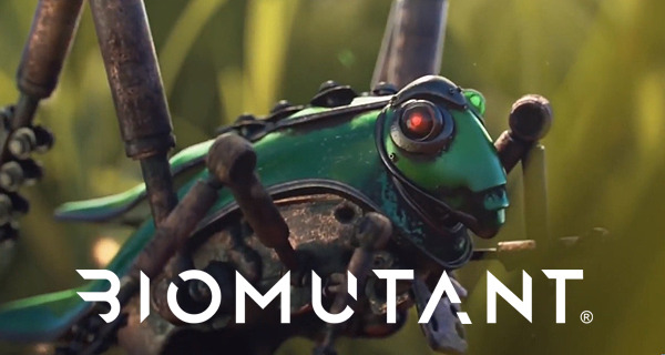 Biomutant Nintendo Switch