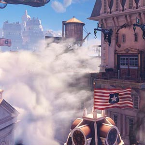 A Pistol Weapon in Bioshock Infinite