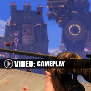 Bioshock Infinite Gameplay Video