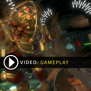 Bioshock Video Gameplay
