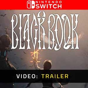 Black Book Nintendo Switch Video Trailer