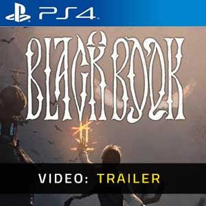 Black Book PS4 Video Trailer