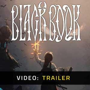 Black Book Video Trailer