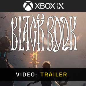 Black Book Xbox Series X Video Trailer