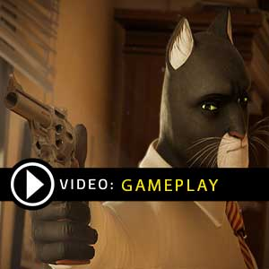 Blacksad Under the Skin Gameplay Video