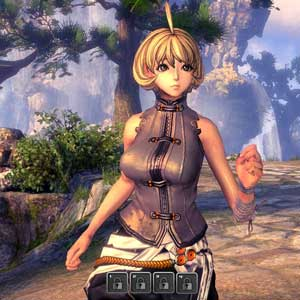 Blade Soul Character