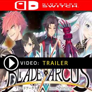 Blade Arcus Rebellion from Shining Nintendo Switch Prices Digital or Box Edition