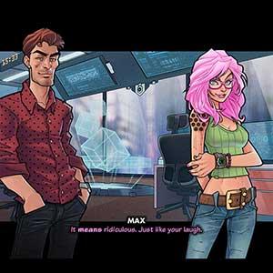 Blake The Visual Novel Max