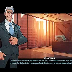 Blake The Visual Novel Jonathan