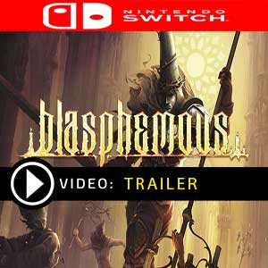 Blasphemous Nintendo Switch Prices Digital or Box Edition