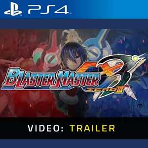Blaster Master Zero 3 PS4 Video Trailer