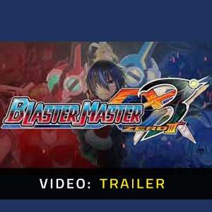 Blaster Master Zero 3 Video Trailer