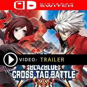Blazblue Cross Tag Battle Nintendo Switch Prices Digital or Box Edition