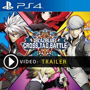 Blazblue Cross Tag Battle PS4 Prices Digital or Box Edition