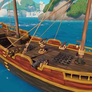 Blazing Sails Pirate Battle Royale Ship