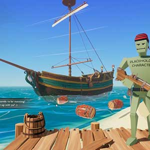 Blazing Sails Pirate Battle Royale Early Access Pirate