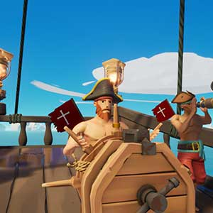 Blazing Sails Pirate Battle Royale Navigation