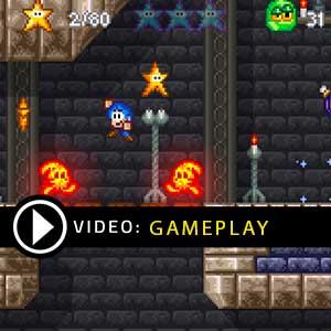 Bloo Kid 2 Gameplay Video