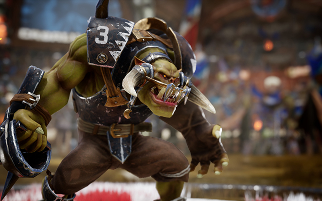 Blood Bowl 3 Orc