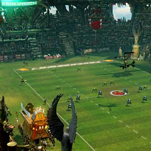 Blood Bowl 2 - Field