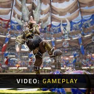 Blood Bowl 3 Gameplay Video