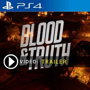 Blood Truth PS4 Prices Digital or Box Edition