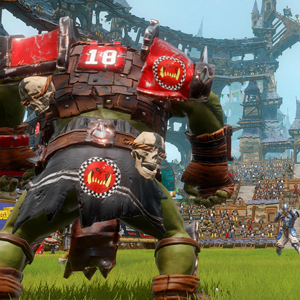Blood Bowl 2 PS4 - Player Screenshot
