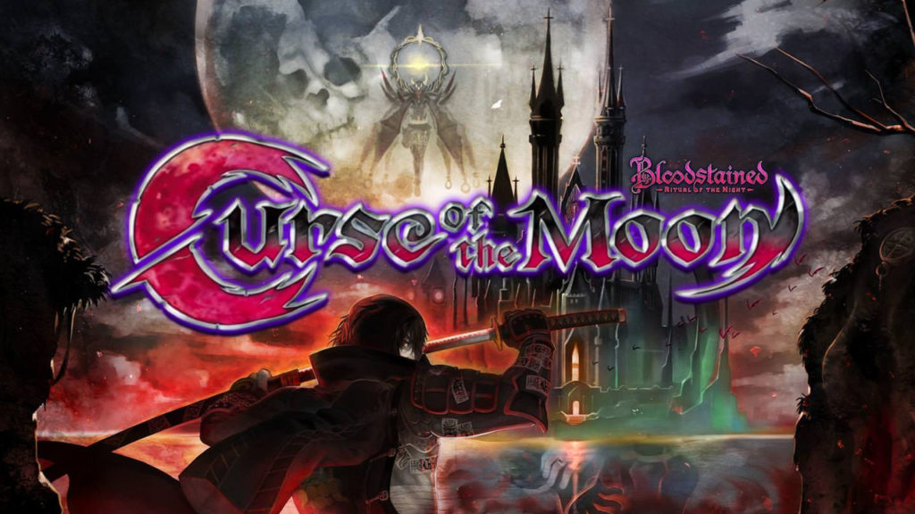 Bloodstained Curse Of The Moon Banner