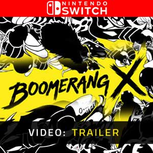 Boomerang X Nintendo Switch Video Trailer