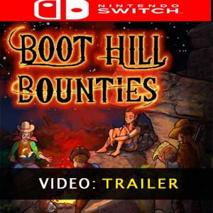 Boot Hill Bounties Nintendo Switch Prices Digital or Box Edition