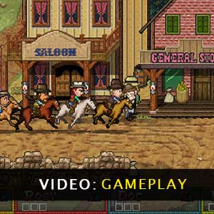 Boot Hill Bounties Gameplay Video