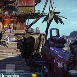 Borderlands 2 Captain Scarlett Slayer of Terramorphous