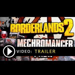 Borderlands 2 Mechromancer Pack Digital Download Price Comparison