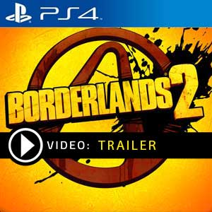 Borderlands 2 PS4 Prices Digital or Box Edition