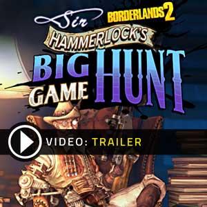 Borderlands 2 Sir Hammerlock's Big Game Hunt Digital Download Price Comparison