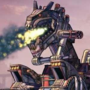 Borderlands 2 DLC Torgue's Campaign of carnage - Badassasaurus