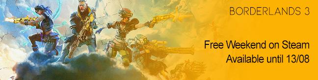 Borderlands 3 Free Game