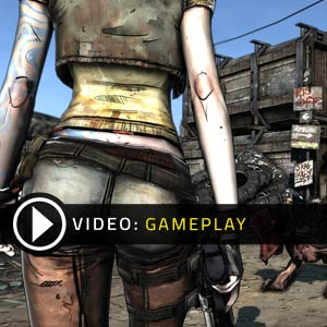 Borderlands Gameplay Video