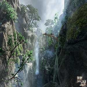 land of sky waterfalls