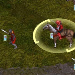 Broadsword Age of Chivalry Attack