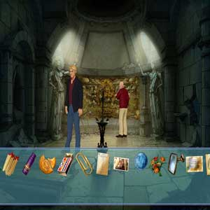 Broken Sword 5 The Serpents Curse Castell Chapel